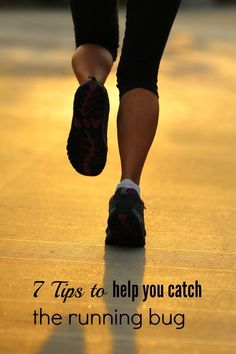 7 Tips To Help You Catch The Runners Bug!#Health&Fitness#Trusper#Tip