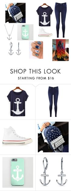 """Fast"" by malaysiasmith21 on Polyvore featuring beauty, 7 For All Mankind, Converse, Bling Jewelry and Belk Silverworks"
