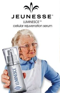 Luminesce - based on adult stem cell technology rather than plant based. #jeunesseglobal #antiaging #skincare www.joannedyck.jeunesseglobal.com
