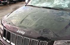 Hail Storm Auto Repair