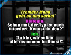 Die Stille danach ist echt schön #binnichtkriminell #lustigeBilder #Humor #Sprueche #Memes