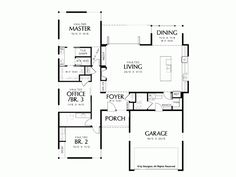 Level 1 Has the perfect garage to laundry/pantry to kitchen layout ...