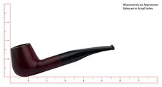 FeRo Pipes ~ FeRo Tobacco Pipes in Burgundy Smooth EX Finishes Are Available at Milan Tobacconists