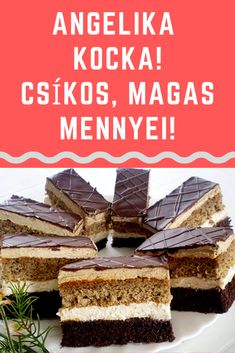 Hungarian Desserts, Breakfast Recipes, Muffin, Keto, Tasty, Sweets, Baking, Cake, Food