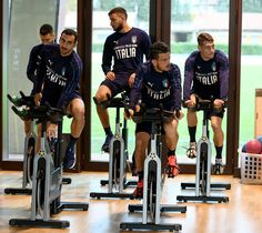 Italy Training Session 6.11.2017 Turin, Gym Equipment, Training, Bike, Sports, Pictures, Italia, Bicycle, Hs Sports