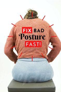 Pilates Reformer, Pilates Workout, Pilates Studio, Pop Pilates, Fix Bad Posture, Good Posture, Pilates For Beginners, Yoga Poses For Beginners, Foot Detox Soak