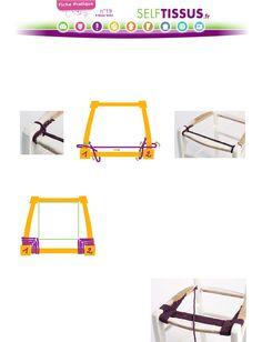 Rempaillage Dune Chaise Avec Du Tissu 2eme Partie La Trapeze