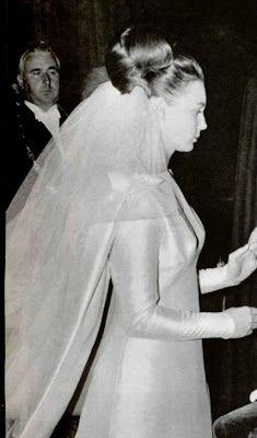 Princesse Constance de Polignac in Lanvin
