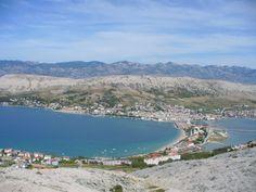 Isola di Pag - Croazia 2009
