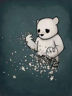 """Disintegration"" - Luke Chueh."