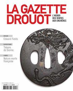 Gazette Drouot N°16 du 24 avril 2015. #ArtMarket #Tsuba