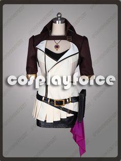 RWBY Season 2 Yang Xiao Long Cosplay Costume by cosplayforce