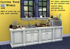 My Sims 4 Blog: Updated - Let there be light! - Studio (Jackpot) batch fix for broken CC lamps