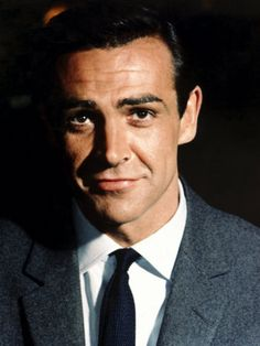 #Sean Connery, don't you give us those puppy eyes we can't resist :). Love, Sarah www.goachi.com