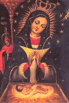 Our Lady of Altagracia , patroness of The Dominican Republic. Feast day: January 21st.