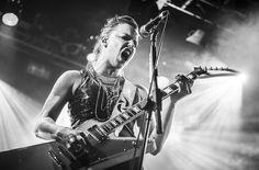 Halestorm исполнили новую песню «I Like It Heavy» (видео) http://muzgazeta.com/rock/201443733/halestorm-ispolnili-novuyu-pesnyu-i-like-it-heavy-video.html
