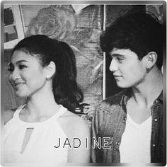 Happy JaDine Day! #JaDine #JamesReid #NadineLustre