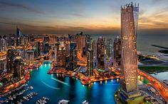 Luxury Hotels In Dubai