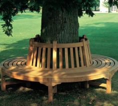 Great idea for extra seating in yard!