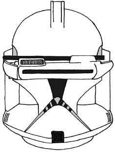 Clone Trooper Helmet with Binoculars Phase 1