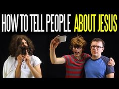 How to Tell People about Jesus - YouTube