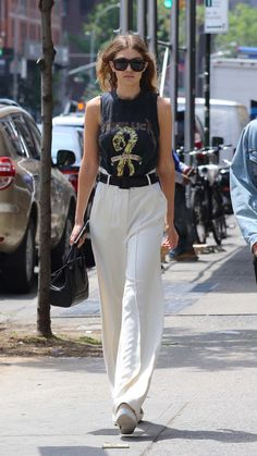 Gigi's Got Game! How the Model's Summer Off-Duty Style Went Next Level