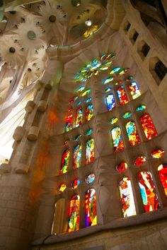 Barcelona (Sagrada Familia), Spain
