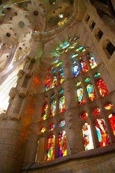 Barcelona (Sagrada Familia), Spain