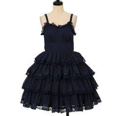 ALICE and the PIRATES ☆ ·. . · ° ☆ Shandy dot jumper skirt https://www.wunderwelt.jp/products/%EF%BD%97-13696 ☆ · .. · ° ☆ How to order ☆ · .. · ° ☆ http://www.wunderwelt.jp/user_data/shoppingguide-eng ☆ · .. · ☆ Japanese Vintage Lolita clothing shop Wunderwelt ☆ · .. · ☆