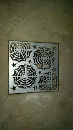 Shop drain cover any design or powdercoated color $150.00