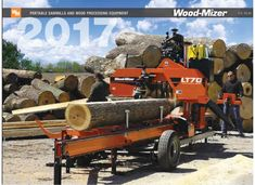 29 Best Wood-Mizer Portable Sawmills images in 2017 | Wood