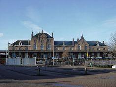 Monumentera - Locatie - Station Geldermalsen