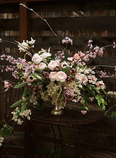 March Season Flowers with magnolia, cherry blossom, spirea, clematis, anemone, ranunculus, tulip
