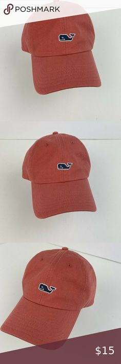 Vineyard Vines Girl Plaid Whale Baseball Hat Cap $28 NWT Girl Yellow