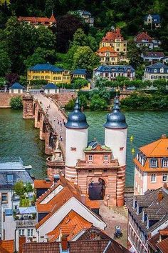 Heidelberg- Germany For the ultimate trips & deals to Europe contact travel agent Dana Apple Places Around The World, Oh The Places You'll Go, Places To Travel, Places To Visit, Around The Worlds, Travel Destinations, Visit Germany, Germany Travel, European Travel