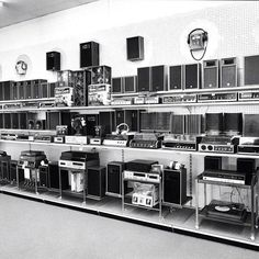 Old Stereo Store