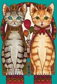 Find images and videos about drawing, cats and Gatos on We Heart It - the app to get lost in what you love. Crazy Cat Lady, Crazy Cats, I Love Cats, Cute Cats, Image Chat, Gatos Cats, Photo Chat, Here Kitty Kitty, Cat Drawing