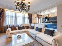Fancy Apartment in Latvia by Anda Skorodjonoka