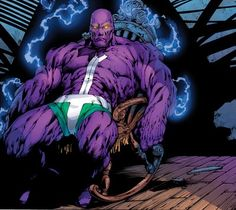 Parasite is one of the better Superman arch enemies. Comic Villains, Dc Comics Characters, Dc Comics Art, Superman Comic, Comic Books Art, Comic Art, Man Of Steel, Marvel Vs, Dc Heroes