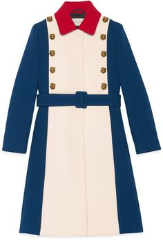 Please click on the picture to go to the detail page.  Wool a-line coat