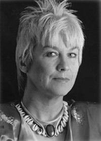 Zsuzsanna Budapest, founder of Dianic Wicca. Z Budapest fought for the right to get paid for tarot readings and WON