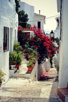 Frigiliana, Andalucia, Spain . .beautiful