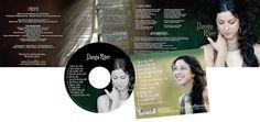 Lindsey Bennett | Design CD Packaging