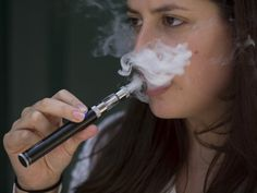 E-cigarettes may damage your gums, teeth