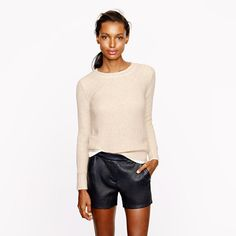 Collection silk mohair sweater J Crew $298