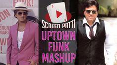 Govinda Vs Bruno Mars - Uptown Funk Mashup | Screen Patti