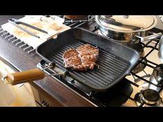 Stek z antrykotu - YouTube