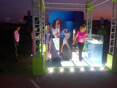 Dubai Women's Run 2012 with iboothme photo booth