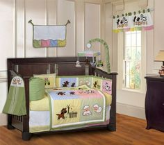 Barnyard 10 Piece Baby Crib Bedding Set (Including Musical Mobile) BabyFad http://www.amazon.com/dp/B00IVRO1OA/ref=cm_sw_r_pi_dp_twVUtb1TPX1ACXC6