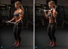 Bodybuilding.com - Fitness 360: Jen Jewell, Training Program